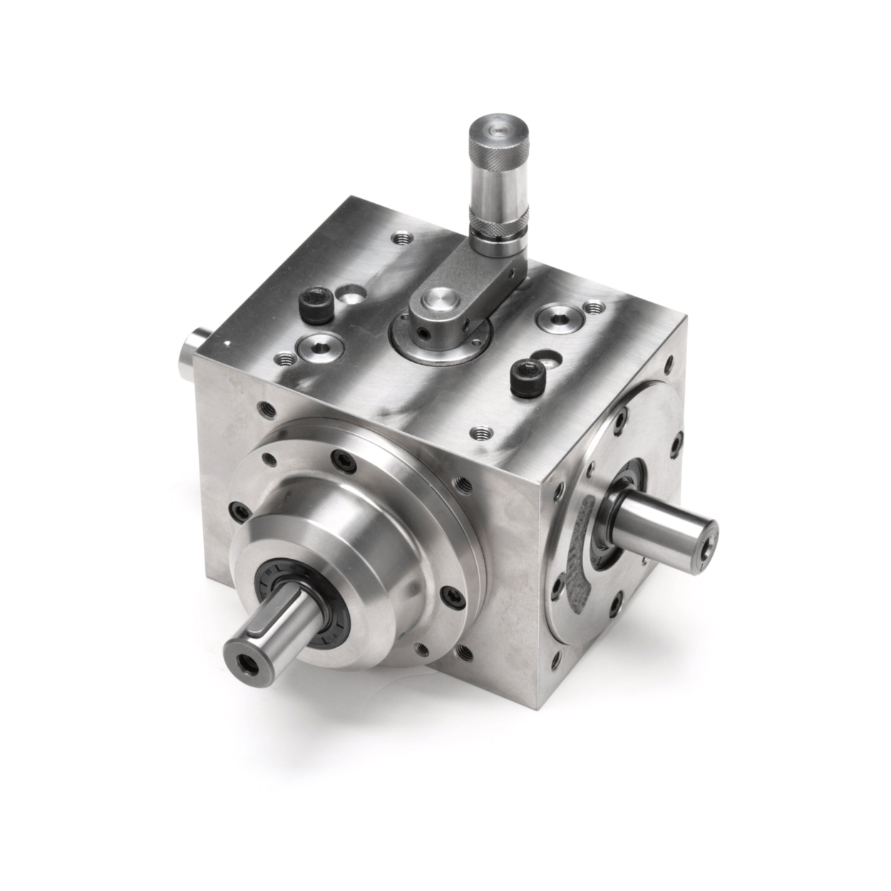 Tandler - Switching Spiral Bevel Gearbox