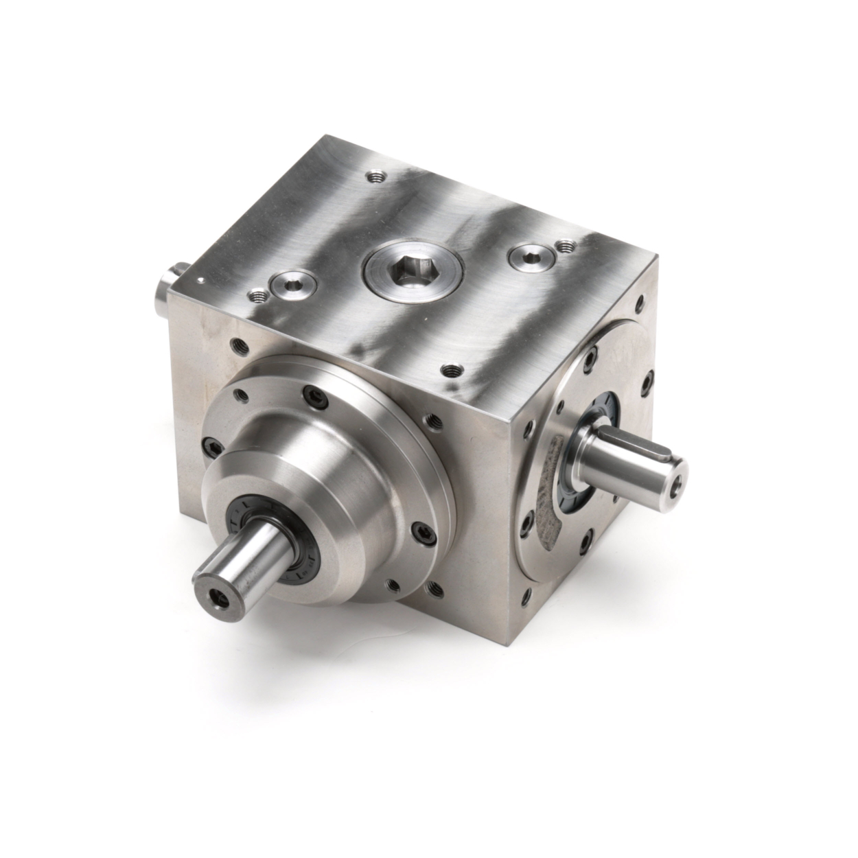 Tandler - Right Angle Spiral Bevel Gearbox